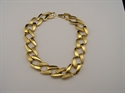 Picture of Vintage Napier Gold Tone Large Chain Necklace