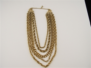 Picture of 5 Strand Chain Necklace by ART / Art Mode