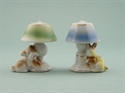 Picture of Occupied Japan Mini Figurines.