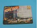 Picture of 1935 Homes Of Movie Stars, California Postcards Folder