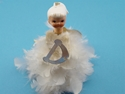 Picture of Vintage  1950s White Feather Angel